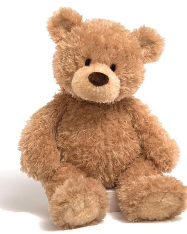 teddy-my-friend