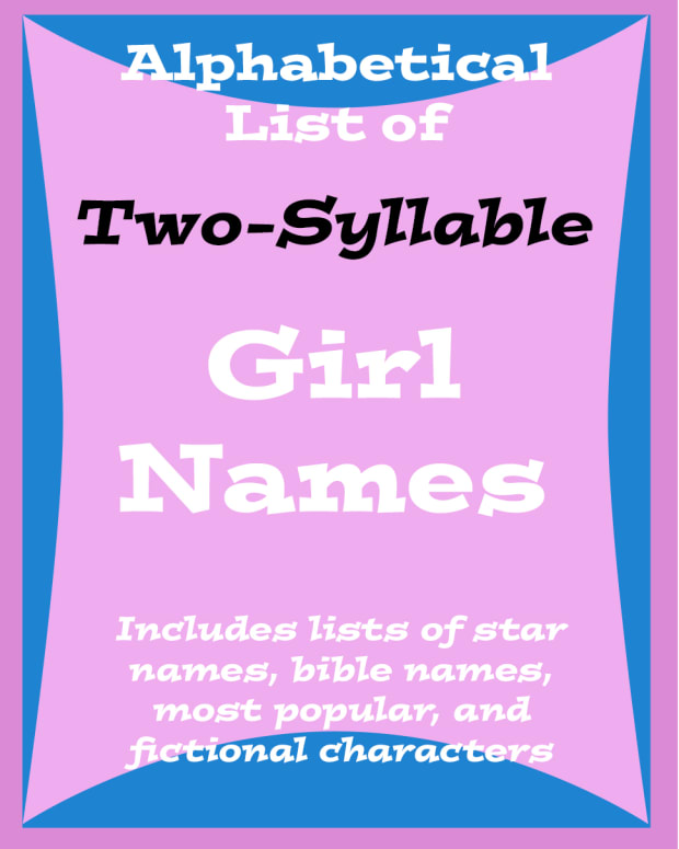 two-syllable-baby-girl-names