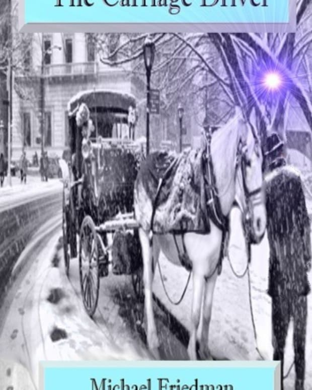 poetry-month-april-3-poem-tribute-to-the-carriage-driver-series-by-michael-friedman-the-author-white-horses