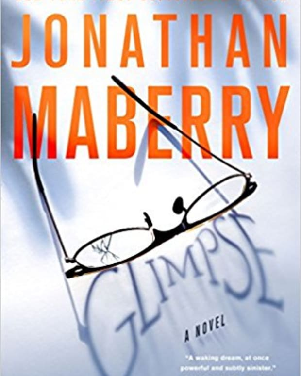 glimpse-by-jonathan-maberry-book-summary