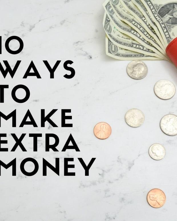 前10种方式 - 实际制作 - 额外的钱