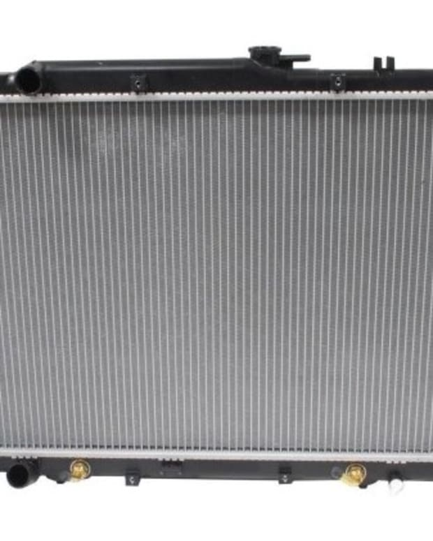 honda-odyssey-radiator-replacement