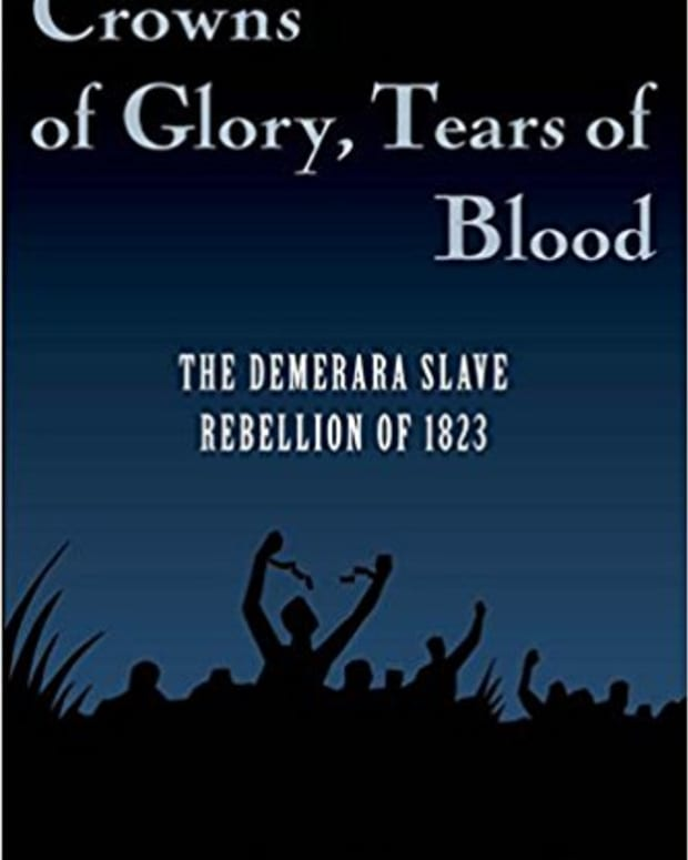 review-crowns-of-glory-tears-of-blood-the-demerara-slave-rebellion-of-1823