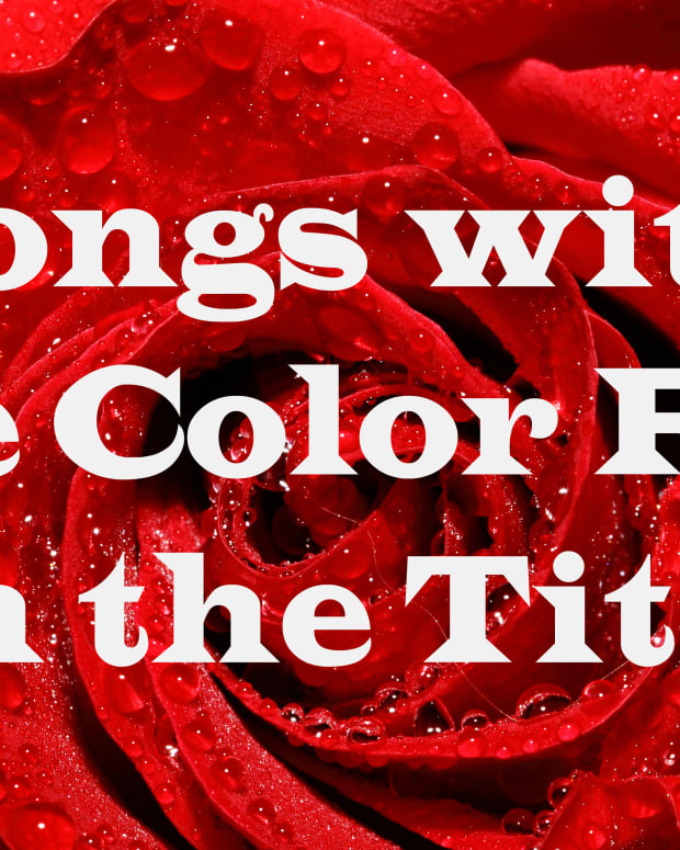 popular-songs-with-the-color-red-in-the-title