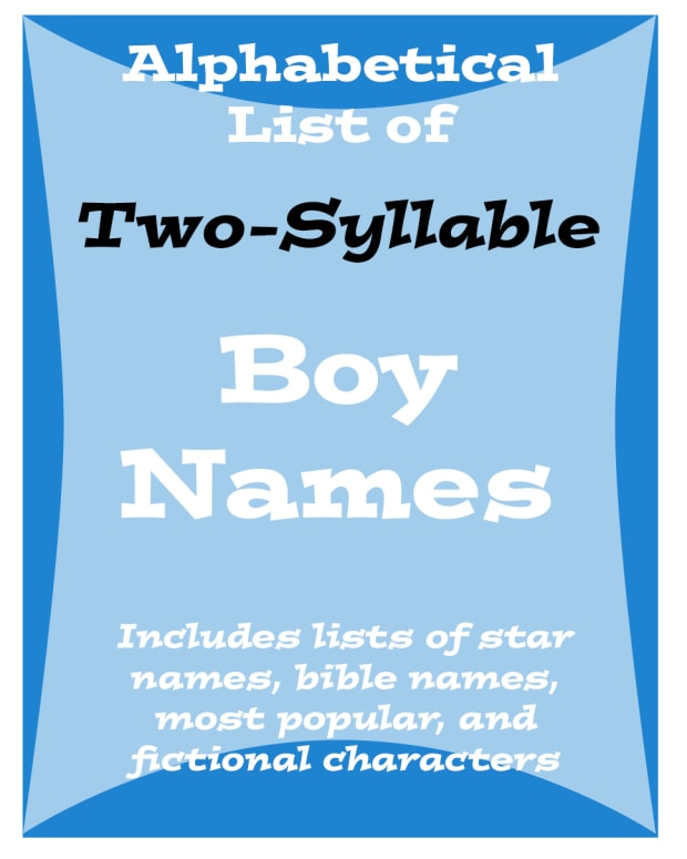 two-syllable-baby-boy-names