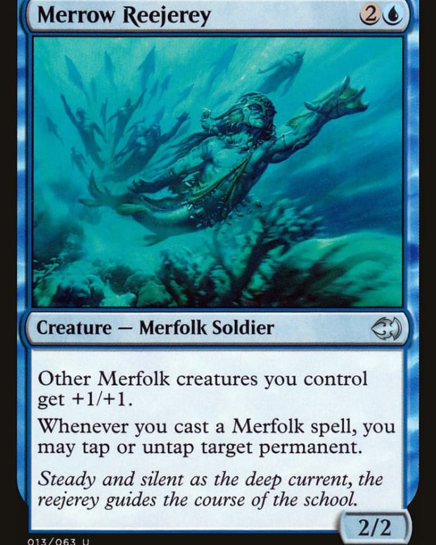 best-merfolk-creatures-mtg