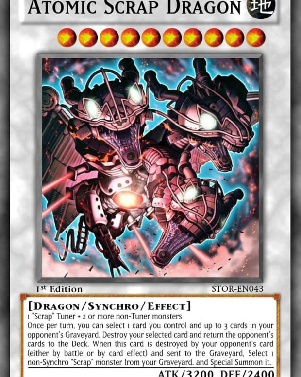 best-scrap-monsters-yugioh