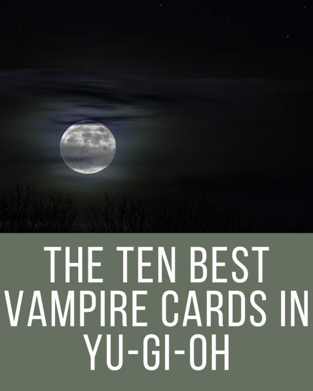 best-vampires-yugioh