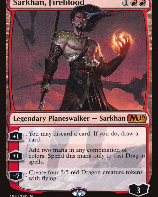best-red-planeswalkers-mtg