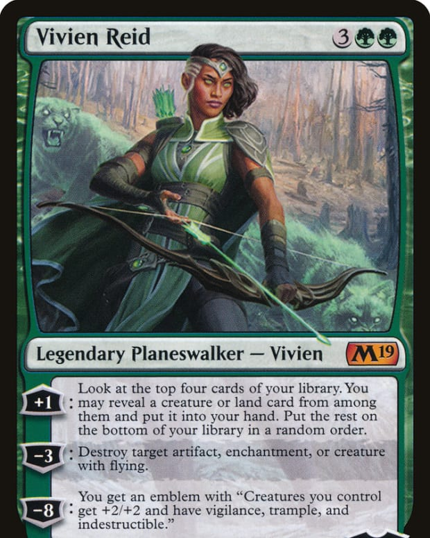 best-green-planewalker-mtg