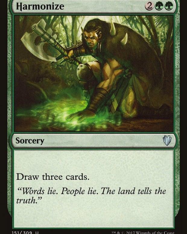 best-green-draws-in-magic