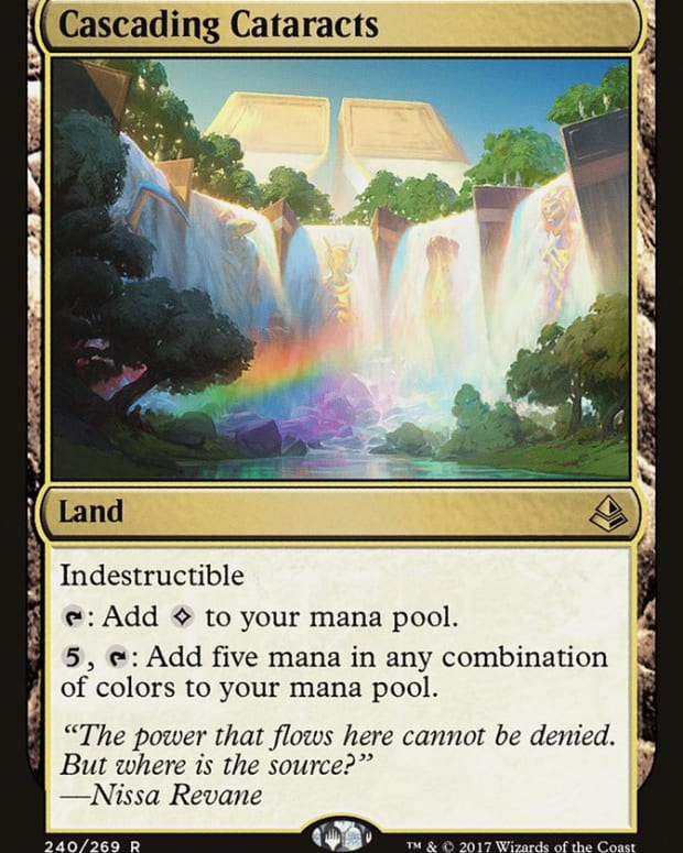 best-rainbow-lands-mtg