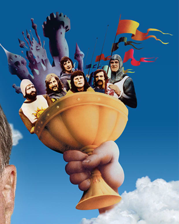 an-evening-with-john-cleese-and-the-holy-grail