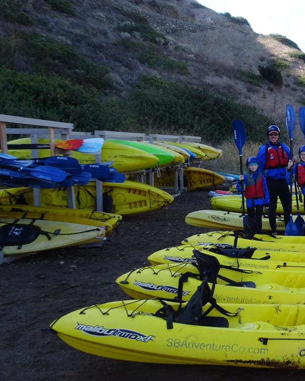 sea-kayaking-in-channel-islands-national-park