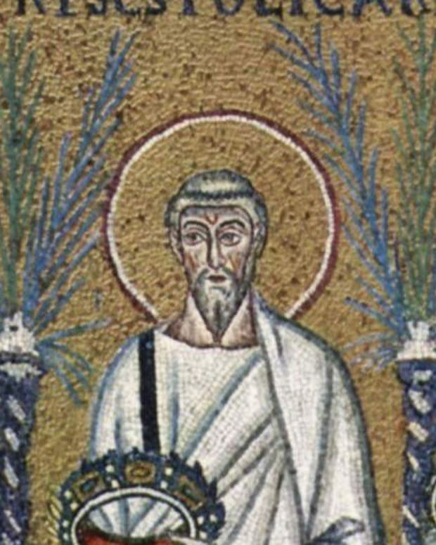 who-was-polycarp-of-smyrna