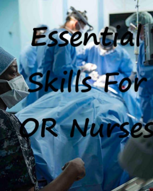 10技能必要的适用机室护士