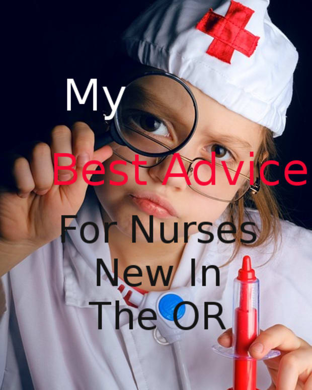 我最好的建议 - 护士 - 新车 - 运营机房