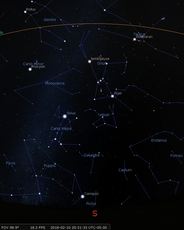 using-orion-to-find-stars-and-constellations-part-1
