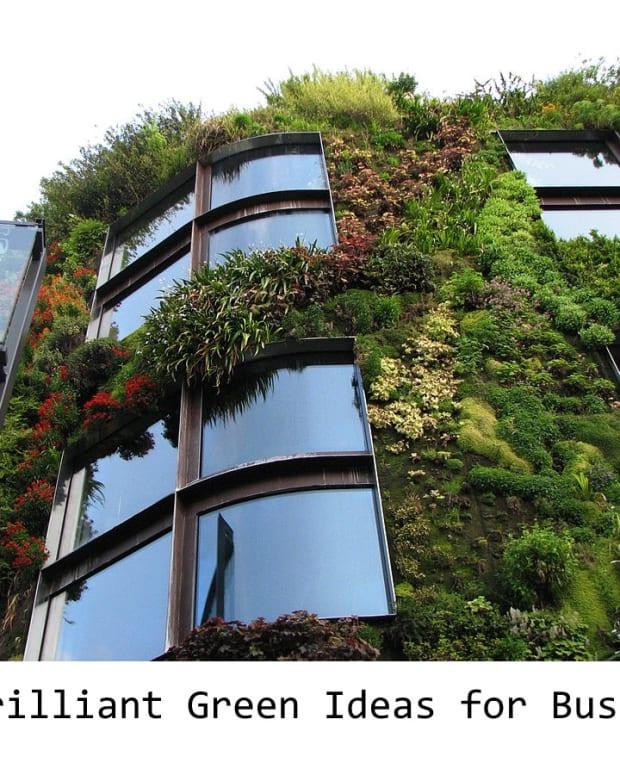 10优秀 - 绿色商业 - 想法