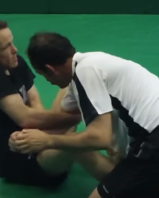 how-to-arm-drag-from-butterfly-guard