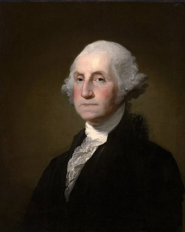 george-washington-quick-facts
