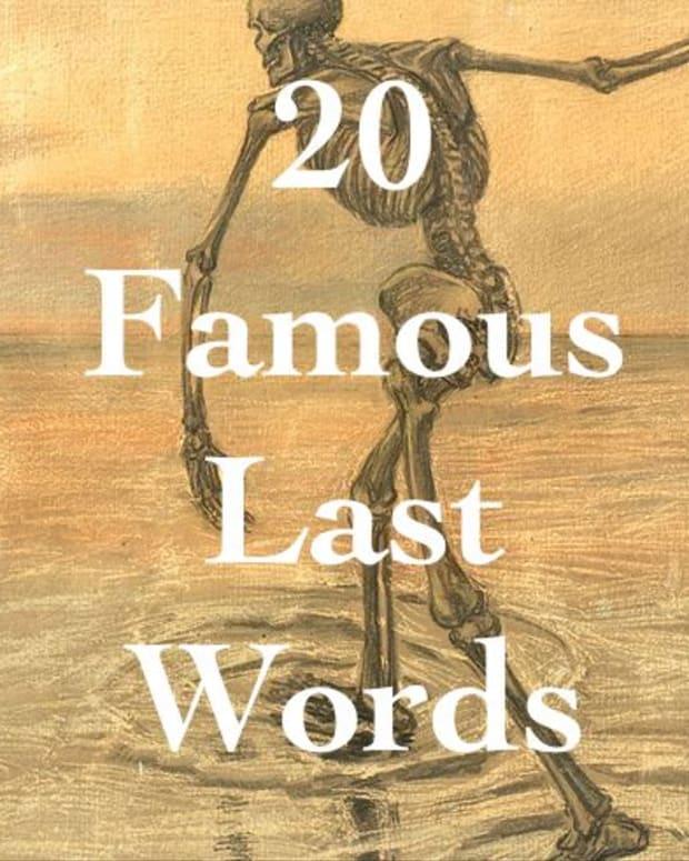 20-famous-last-words