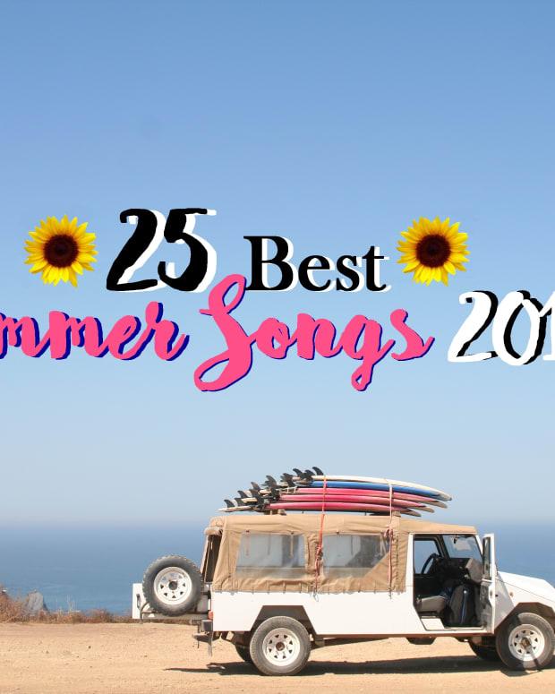 top-25-best-summer-songs