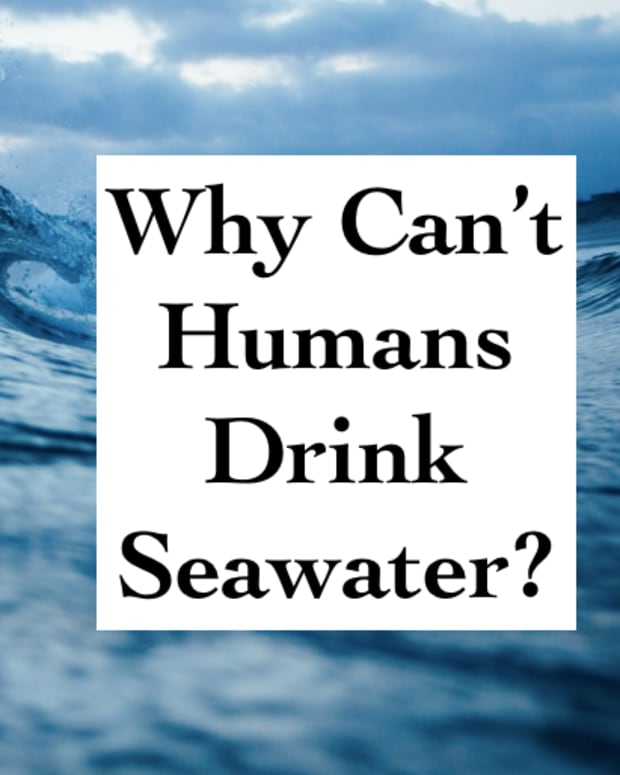 why-cant-humans-drink-seawater