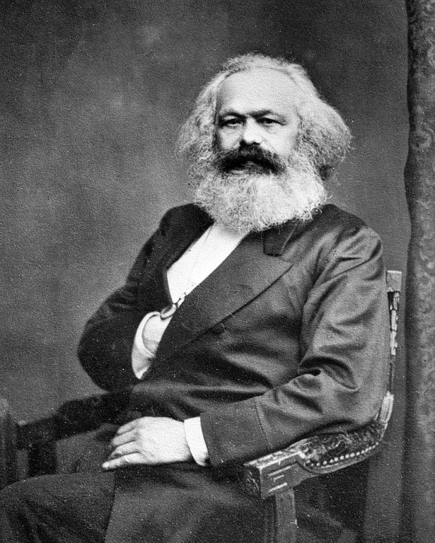 karl-marx-quick-facts