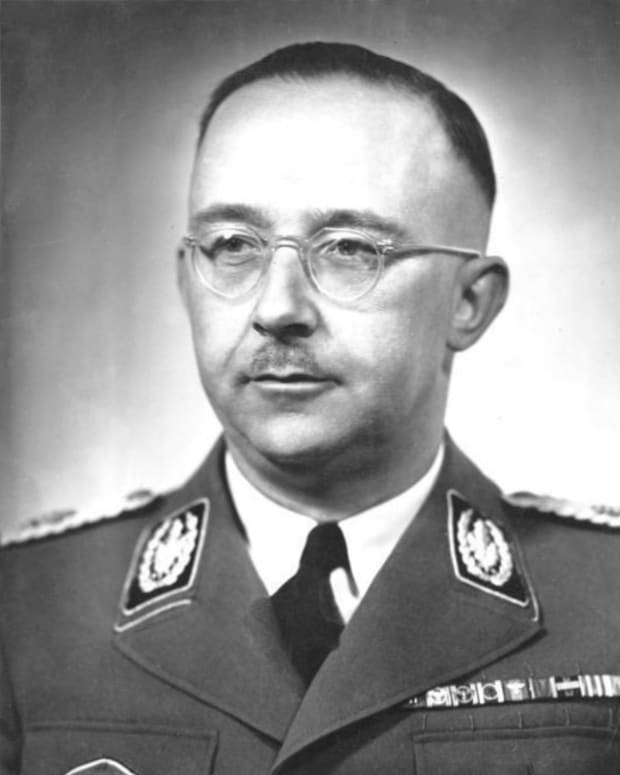 heinrich-himmler-quick-facts