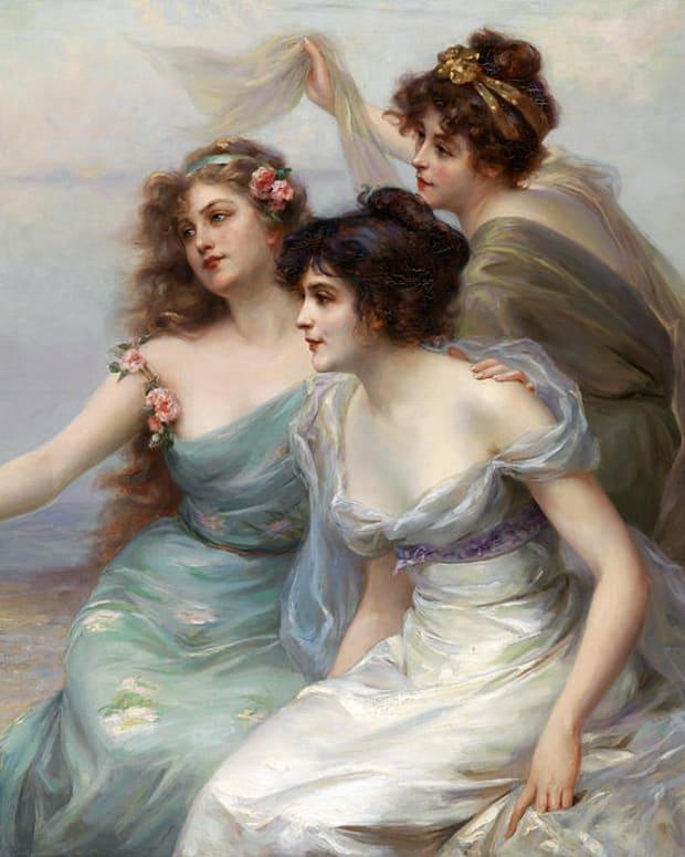 the-gratiae-goddesses