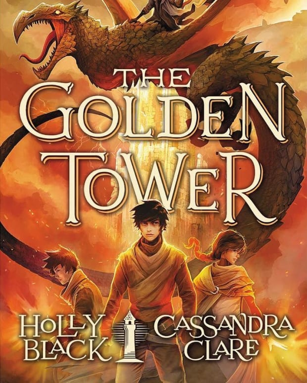 the-golden-tower-by-holly-black-cassandra-clare