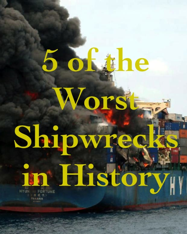 5-of-the-worst-shipwrecks-in-history