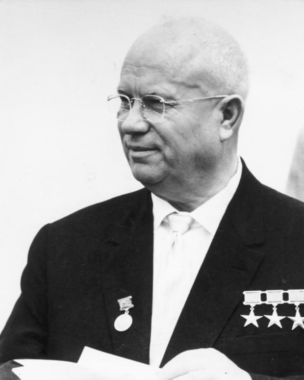 nikita-khrushchev-quick-facts