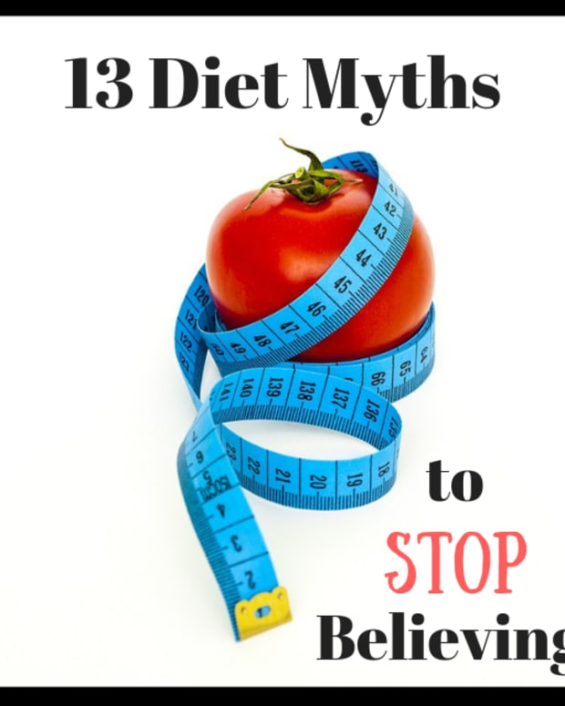 13-diet-myths-to-stop-believing