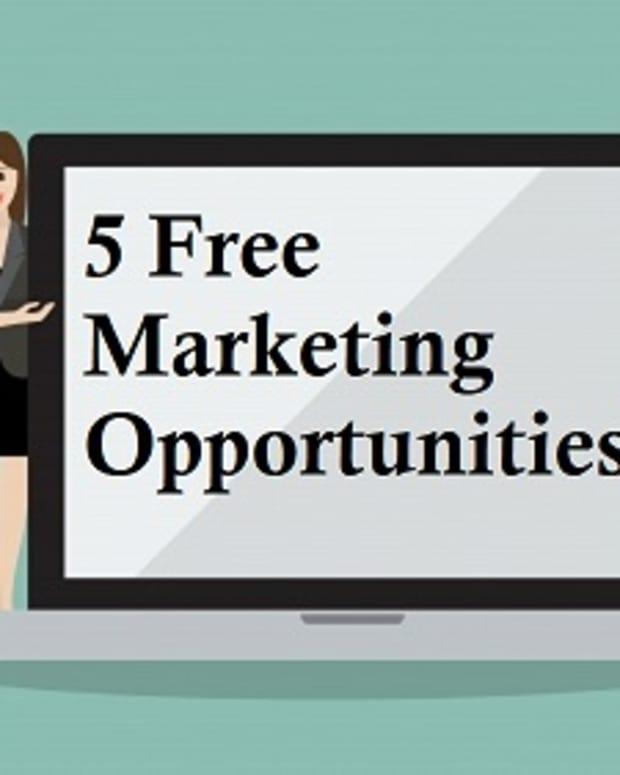 5  - 自由营销 - 机会 - 小企业 - 无法忽视