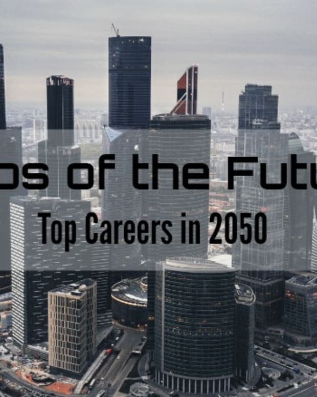 最佳工作 - 未来 -  2050