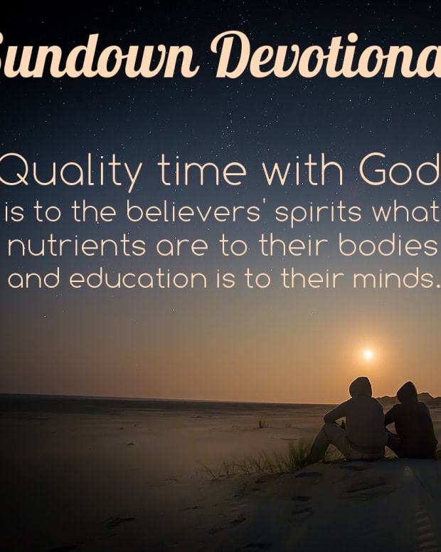 benefits-of-quality-time-with-god