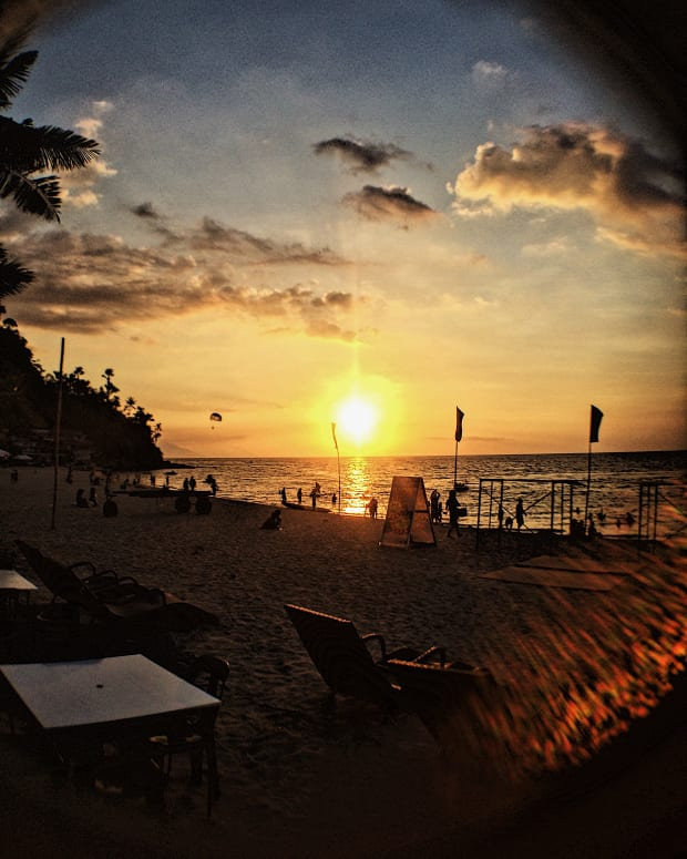 sunset-in-my-throat
