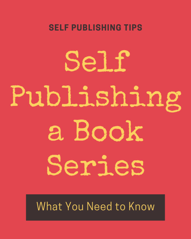 自我出版 -  a-book-series  - 什么是你需要的?