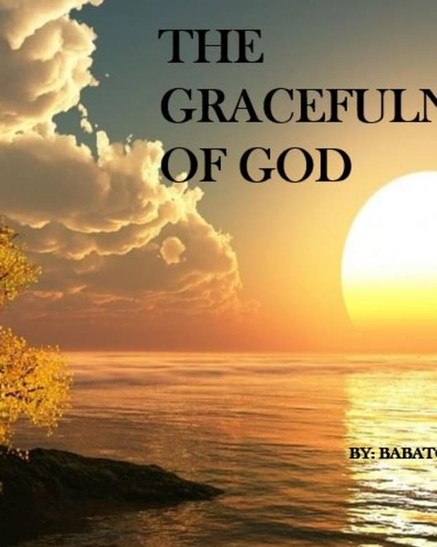 the-gracefulness-of-god