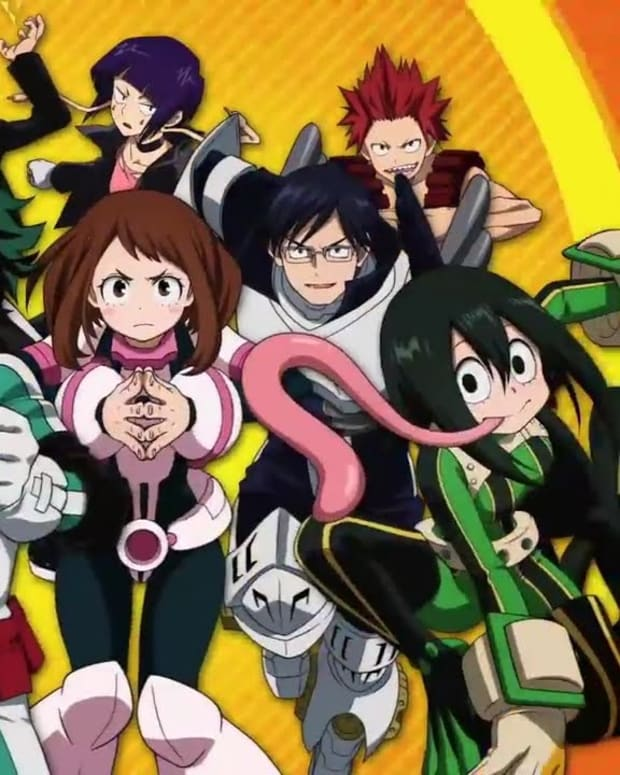 anime-review-my-hero-academia-season-one