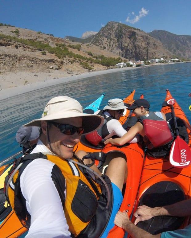 kayaking-in-greece