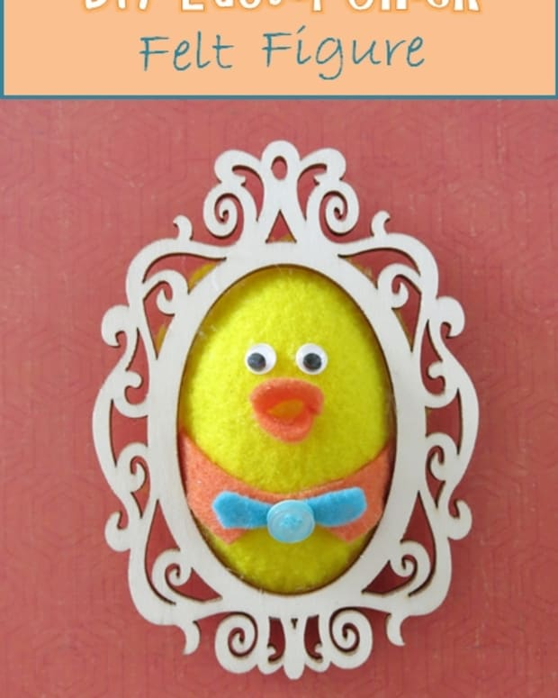 diy-easter-chick-felt-figure