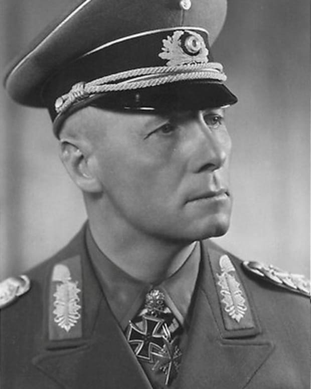 erwin-rommel-quick-facts
