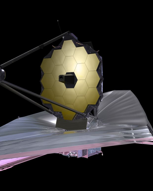 the-james-webb-space-telescope-the-formal-successor-to-hubble