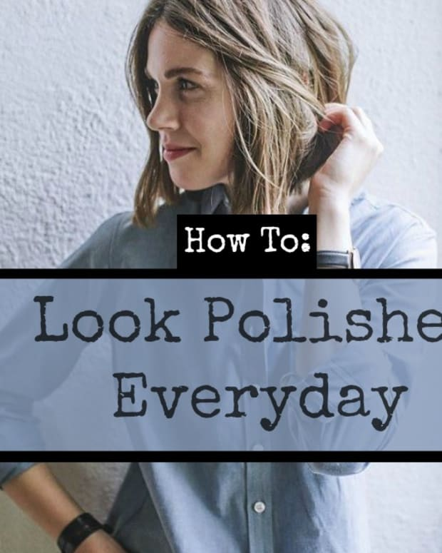 how-to-always-look-put-together-polished-classy-on-a-budget