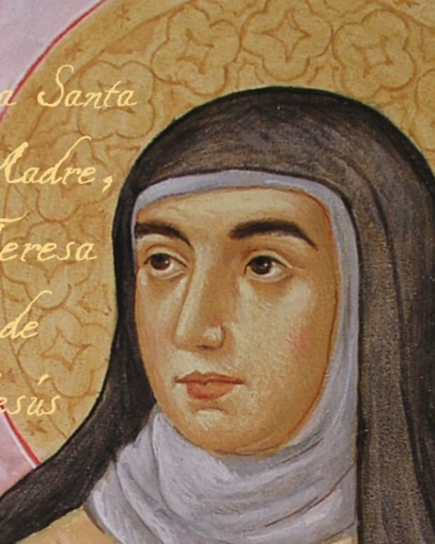 ten-tips-on-prayer-from-st-teresa-of-avila