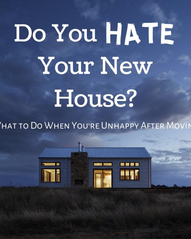 买了 - 新房和仇恨 - 它