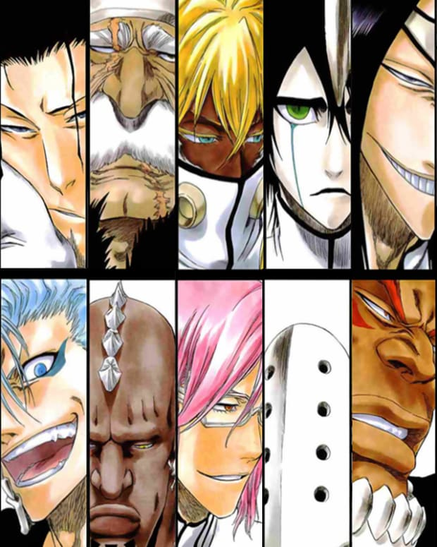 top-10-espada-in-bleach